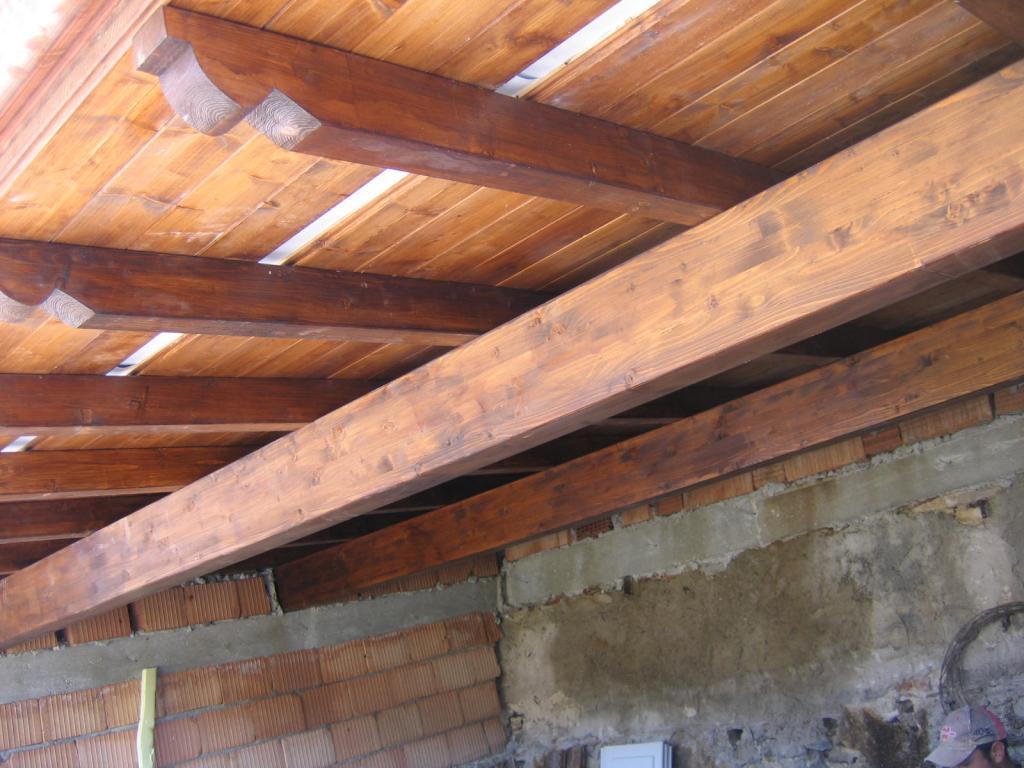strutture e coperture in legno lamellare