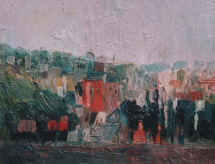001 il quartiere testaccio sotto la pioggia for Sotto la pioggia ombrelli